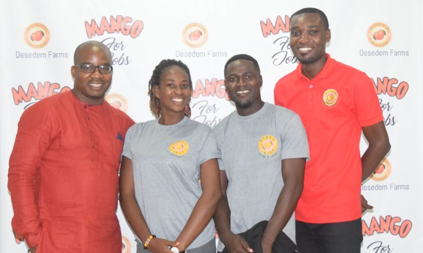 Mango For Jobs – Spurring Jobs in the Community